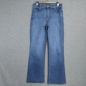 NYDJ High Waist BootCut Jeans Stretch USA